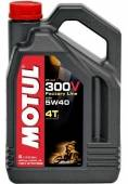 Motul 300v 4t off road 5w40 (4 L)